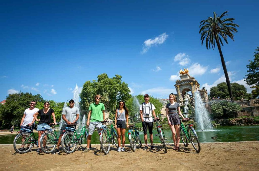 Bike Tours in Barcelona